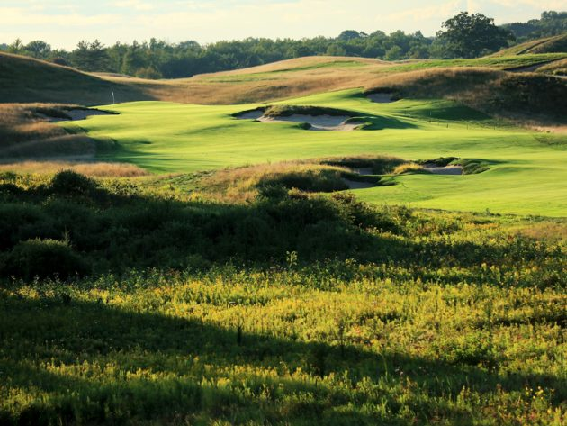 Erin Hills Hole By Hole Guide: Hole 3