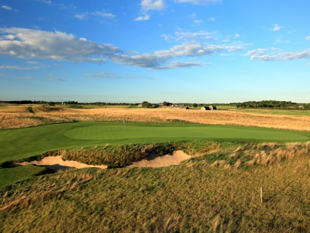 Erin Hills Hole By Hole Guide: Hole 6