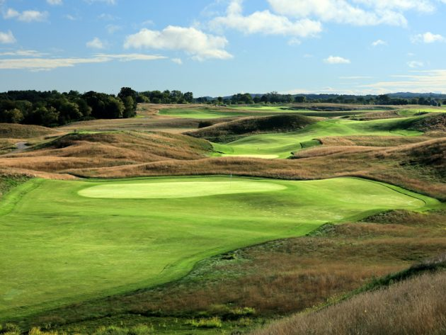 Erin Hills Hole By Hole Guide: Hole 17