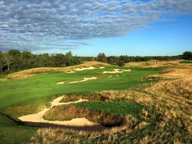 Erin Hills Hole By Hole Guide: Hole 4