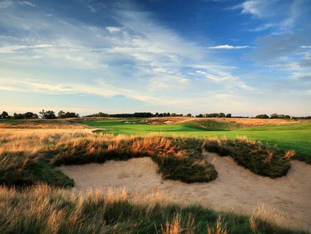 Erin Hills Hole By Hole Guide: Hole 10