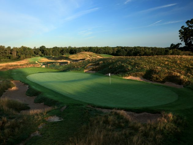 Erin Hills Hole By Hole Guide: Hole 16