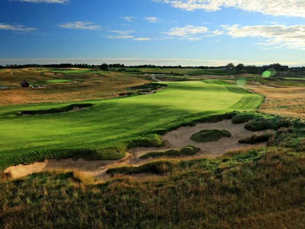 Erin Hills Hole By Hole Guide: Hole 18