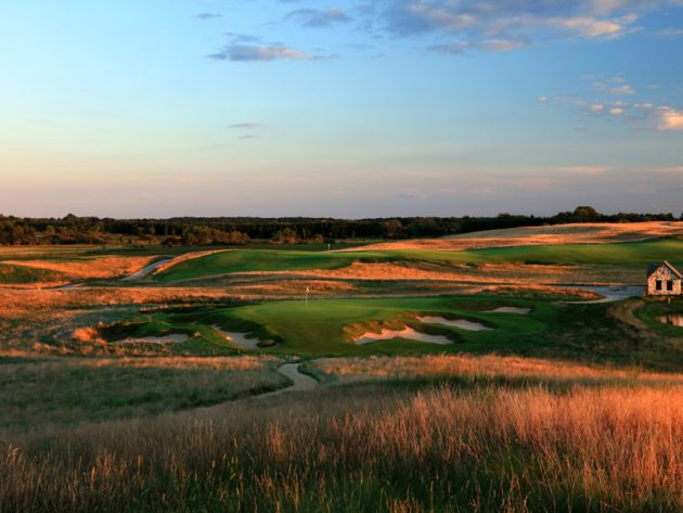 Erin Hills Hole By Hole Guide: Hole 9