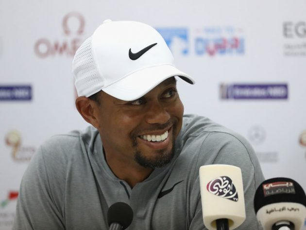"Tiger Woods Says He ""Hasn't Felt This Good In Years"""