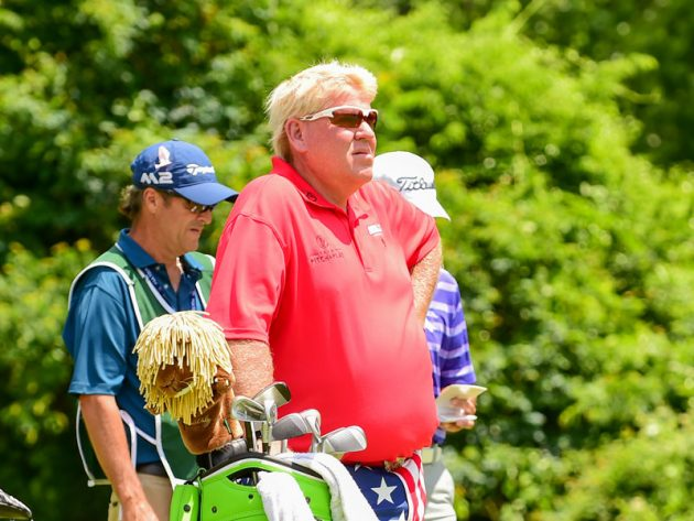 John Daly What's In The Bag?