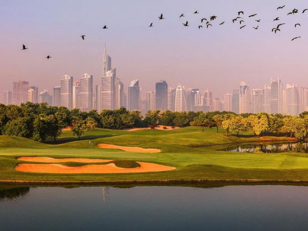 Dubai Golf Tourism