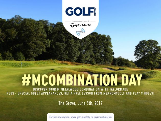 TaylorMade M Combination Day