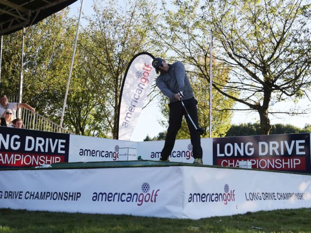Record Breaking American Golf Long Drive Final Confirmed