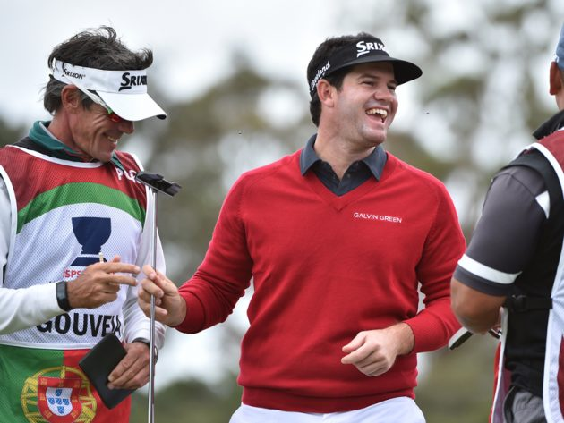 Ricardo Gouveia will be home favourite at the Open de Portugal