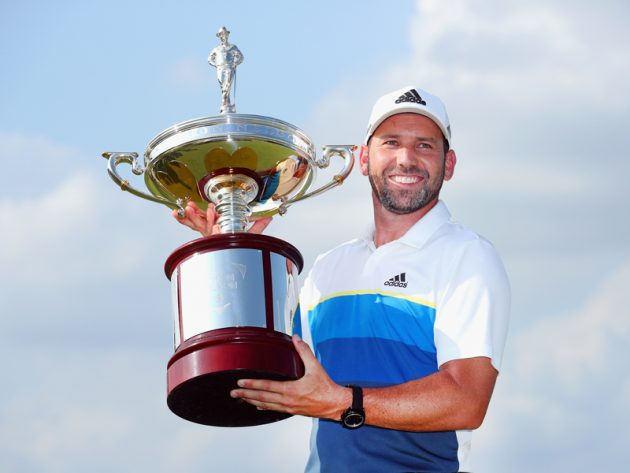 Sergio Garcia defends AT&T Byron Nelson