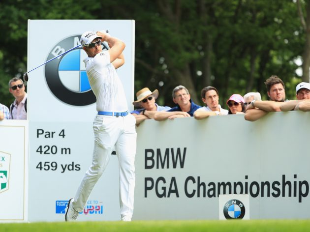 Poulter sets sights on US Open with Wentworth win