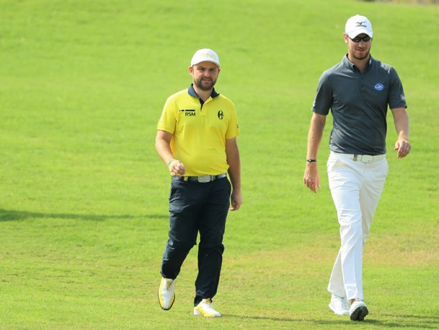 Andy Sullivan and Chris Wood golfsixes format