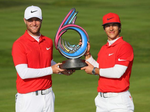 Team Denmark wins inaugural GolfSixes