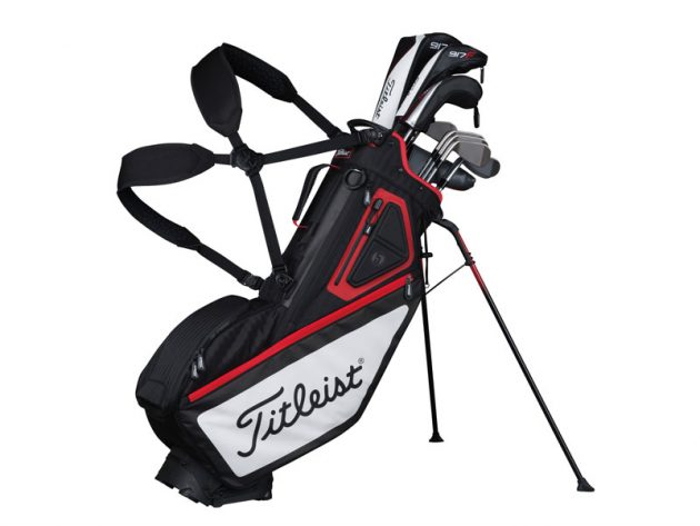 Titleist Players Stand Bag Range Revealed