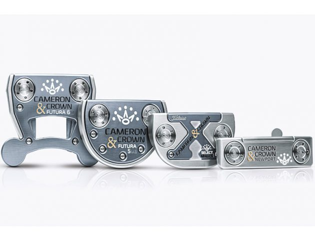 New Models Added To Cameron & Crown Putter Range