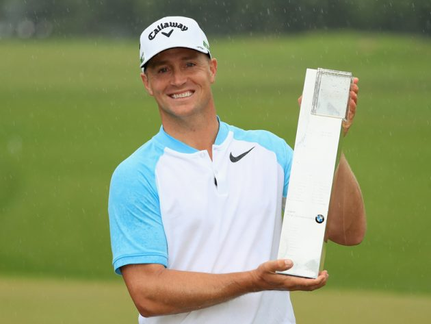 Stunning 62 propels Noren to victory