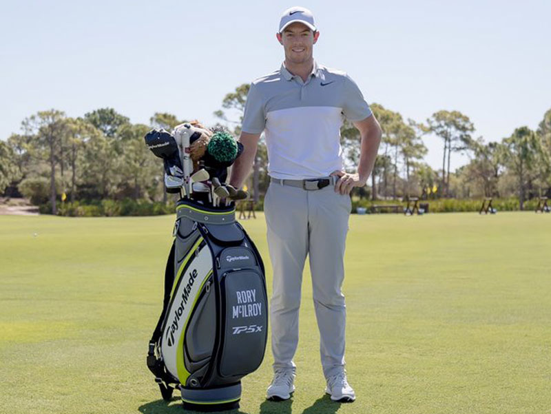 Golf Driver Reviews >> Rory McIlroy Signs With TaylorMade - Golf Monthly