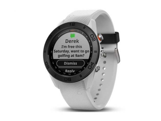 Garmin Approach S60 GPS Watch Review - Golf Monthly