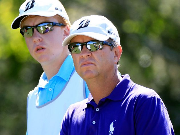 Davis Love III To Caddie For Son At US Open