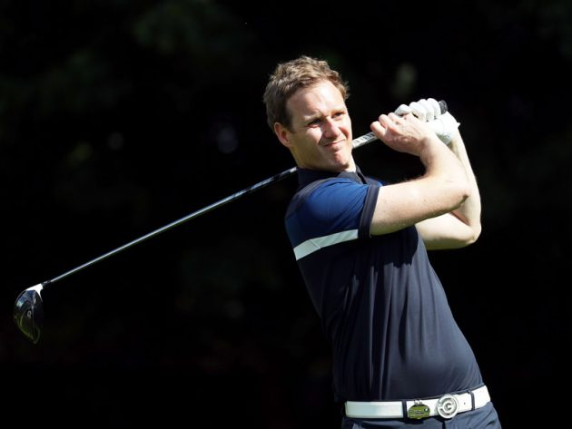 Dan Walker On Playing With The Pros