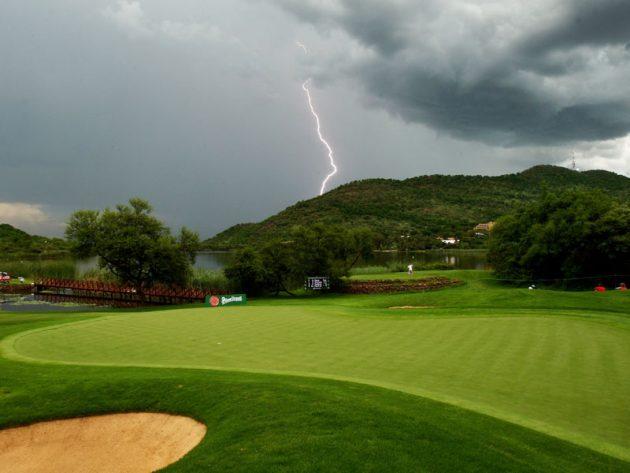 golfer killed by lightning