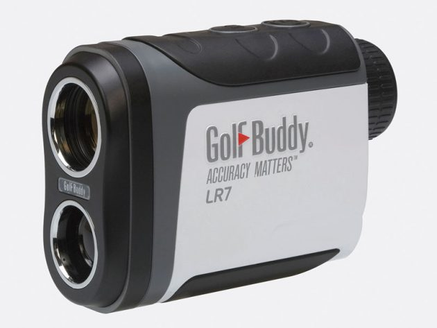 GolfBuddy LR7 Laser Launched