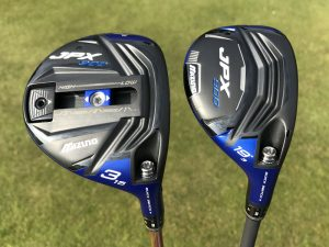 Mizuno JPX900 fairway and hybrid review