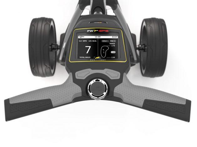 PowaKaddy FW7s GPS Electric Trolley Revealed