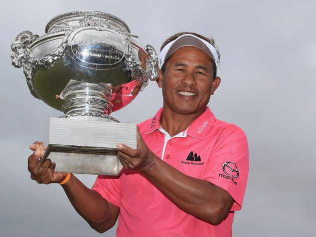 Thongchai Jaidee defends HNA Open de France