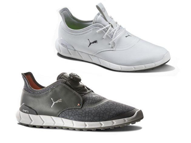 2017 Puma Golf Footwear Revealed