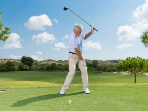 The Keys To Power In The Golf Swing