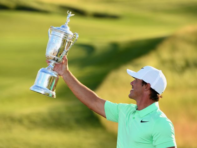 Brooks Koepka Wins US Open