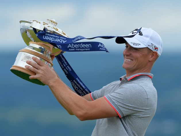 Knappe time at Scottish Open as McIlroy misses cut