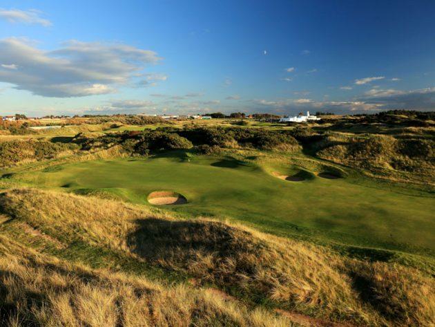 Royal Birkdale Golf Club Hole By Hole Guide: Hole 8