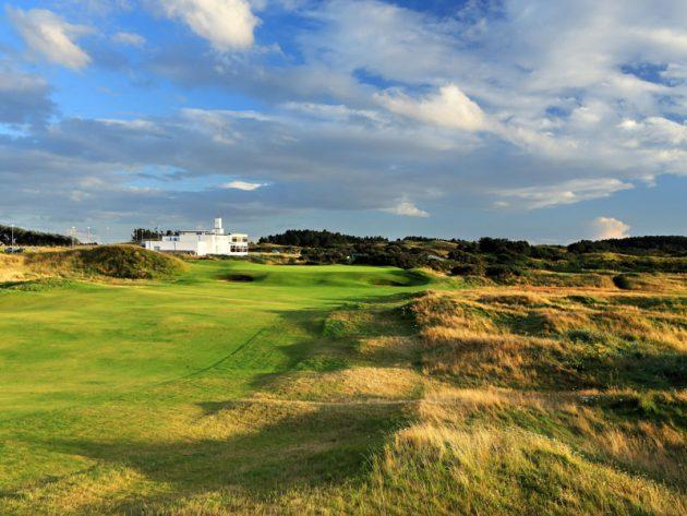 Royal Birkdale Golf Club Hole By Hole Guide: Hole 9