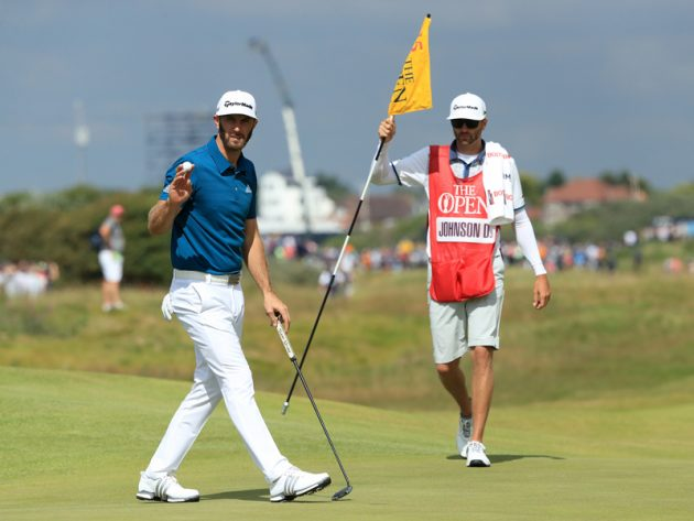 Dustin Johnson Open Championship Golf Betting Tips