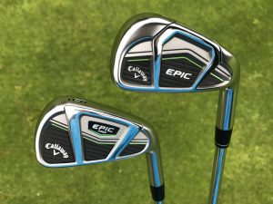 Callaway Epic and Epic Pro irons review