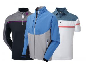 FootJoy DryJoys Tour LTS Suit Headlines New Apparel Range