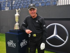 Gary Player Interview