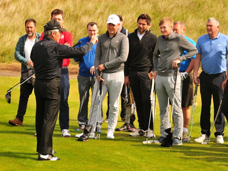 Gary Player Golf Clinic Reveals Ben Hogan and Tiger Woods Tips