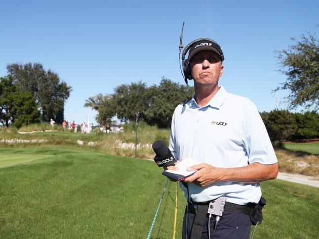 Jim 'Bones' Mackay To Become An On-Course Reporter
