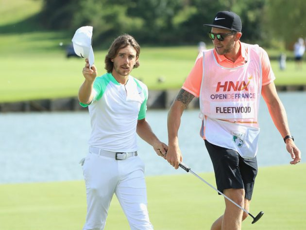 Fleetwood Sees Impressive Rise After Pro V1 Switch