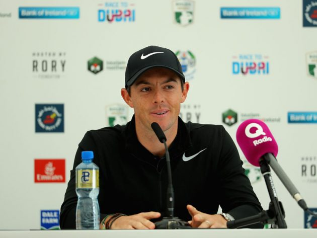 Daniel Im leads the pack as Rory McIlroy struggles