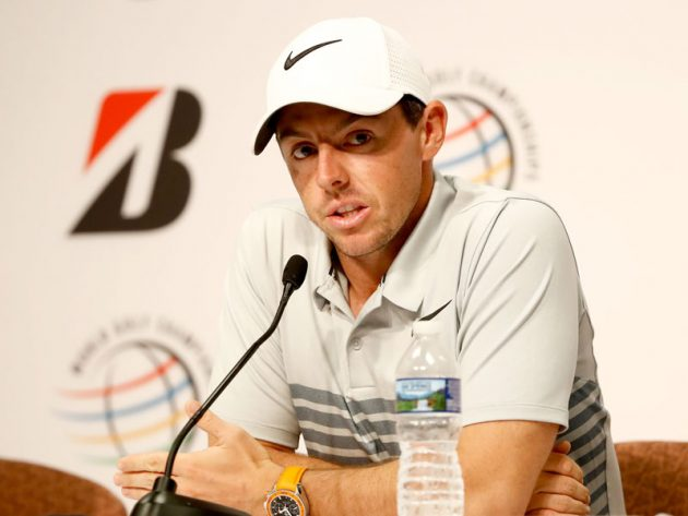 Rory McIlroy Explains Split With Caddie JP Fitzgerald