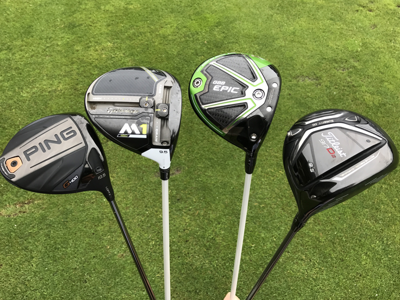 Head To Head Driver Test Taylormade M1 V Callaway Epic V Ping