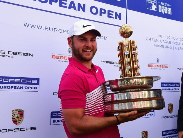 Jordan Smith wins Porsche European Open