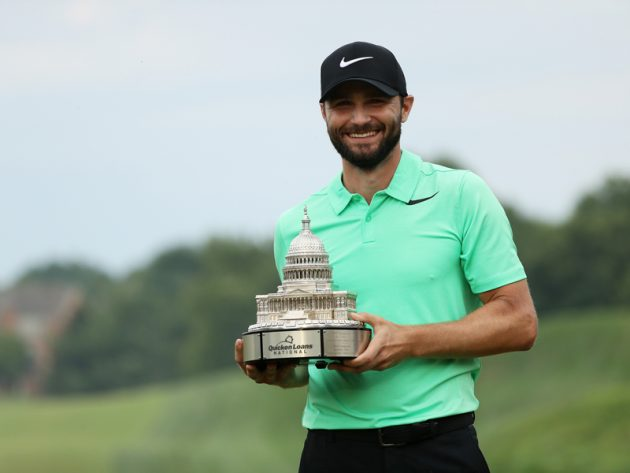 Kyle Stanley wins Quicken Loans National
