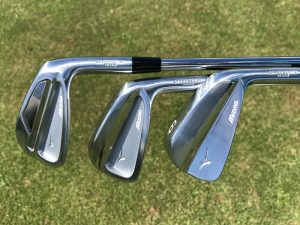 Mizuno MP-18 Irons Unveiled