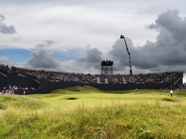 The Open 2017 Weather Forecast